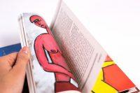 Иллюстрирование книги Записки мёртвого рекламиста