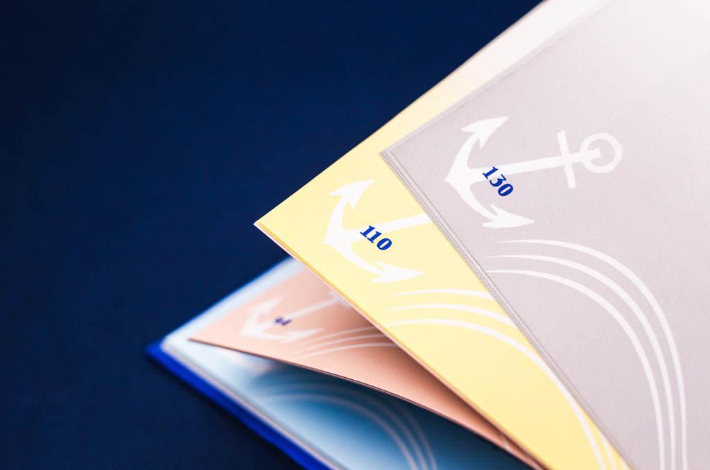Дизайн книги «Курс 30 лет»