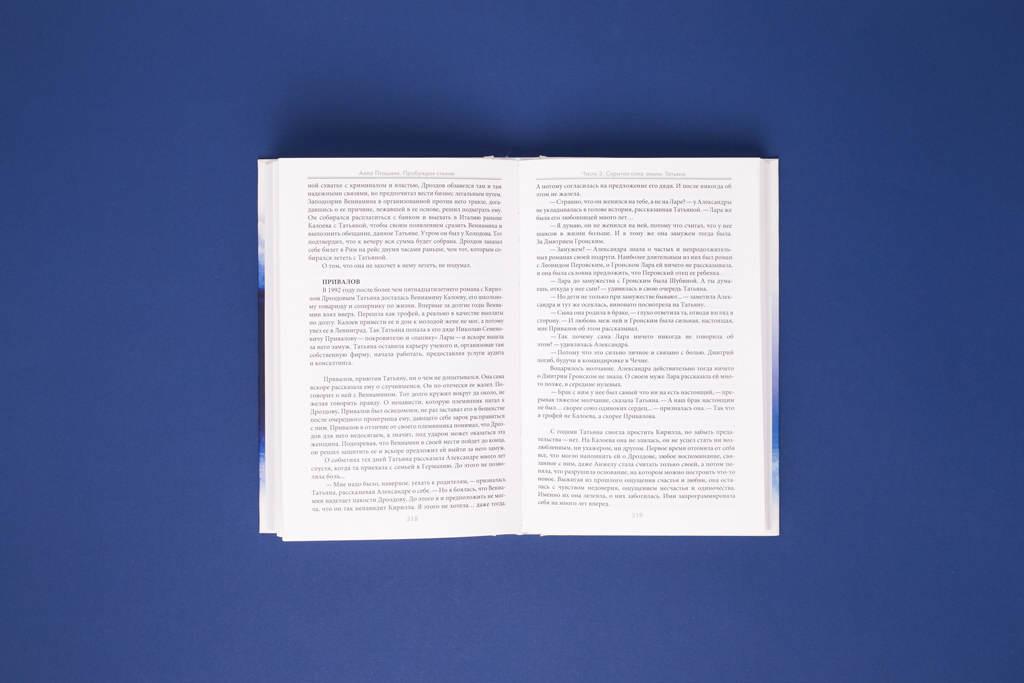 Верстка книги Пробуждая стихии Алла Пташник