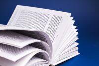 Верстка разворота книги Пробуждая стихии Алла Пташник