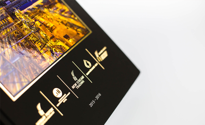 Корпоративная книга - издания для предприятия