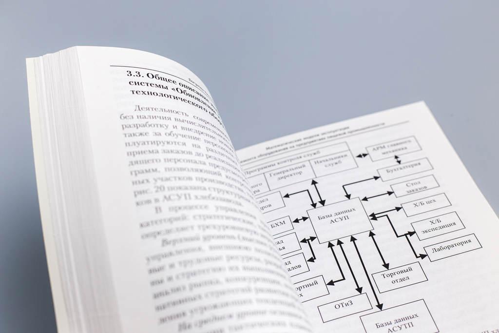 Верстка блока монографии Математические модели эксплуатации и ремонта оборудования на предприятиях пищевой промышленности