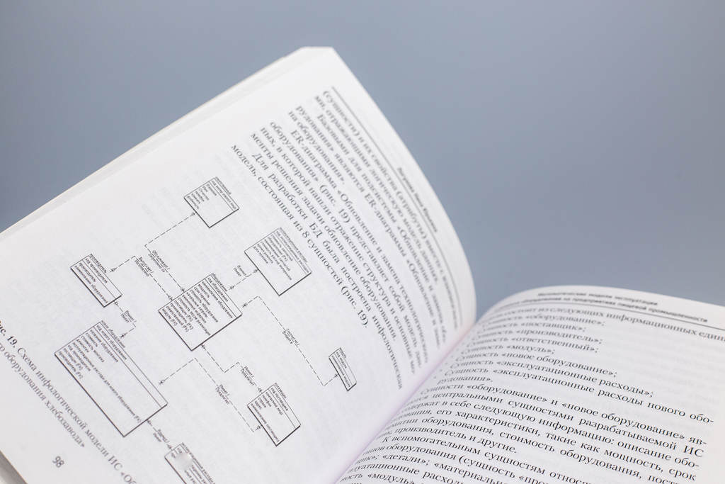Верстка книги Математические модели эксплуатации и ремонта оборудования на предприятиях пищевой промышленности