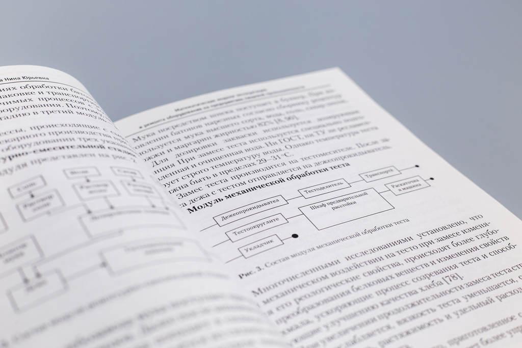 Разворот книги Математические модели эксплуатации и ремонта оборудования на предприятиях пищевой промышленности