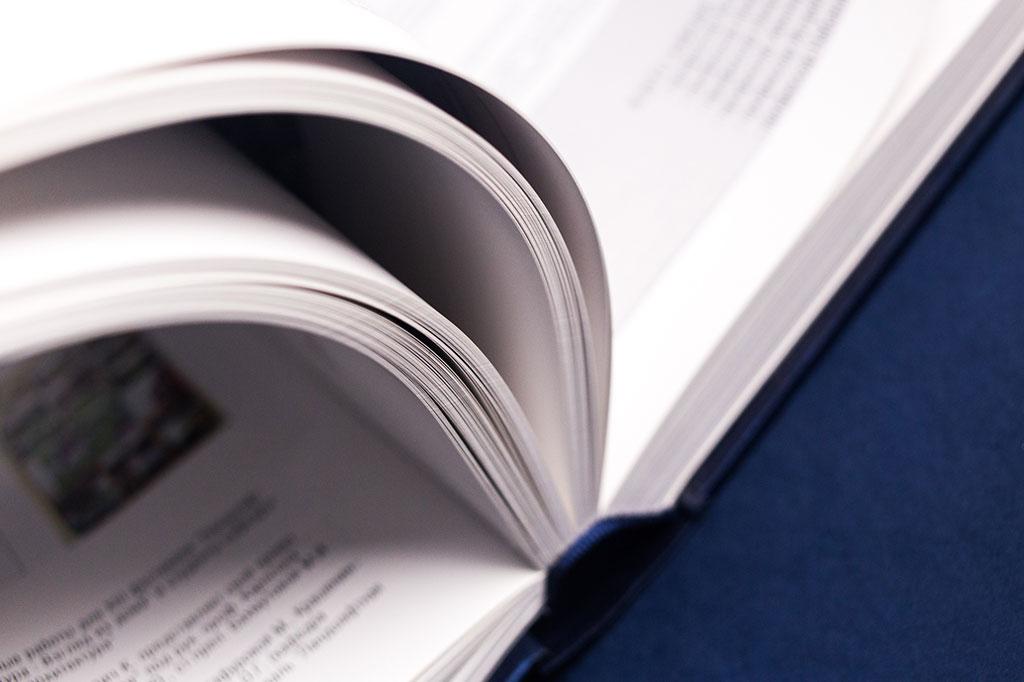 Переплет 7б годового отчета МАРХИ 2012