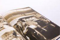 """Фото vip-книги """"По дороге истории АМО ЗИЛ"""" в кожаном переплете с индивидуальной упаковкой (футляр)"""