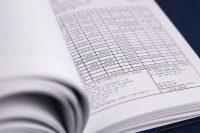 Верстка таблиц в книге Крупногабаритные зеркальные системы