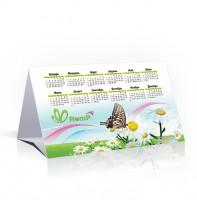 Календарь-домик А4: дизайн, изготовление, печать, цена, размеры