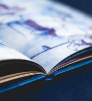 Работы по изданию книги стихов