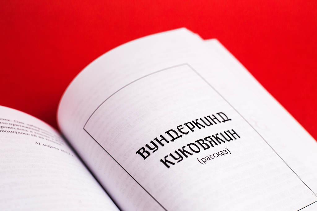 Оформление начала нового рассказа книги Коллекционер. Андрей Евпланов