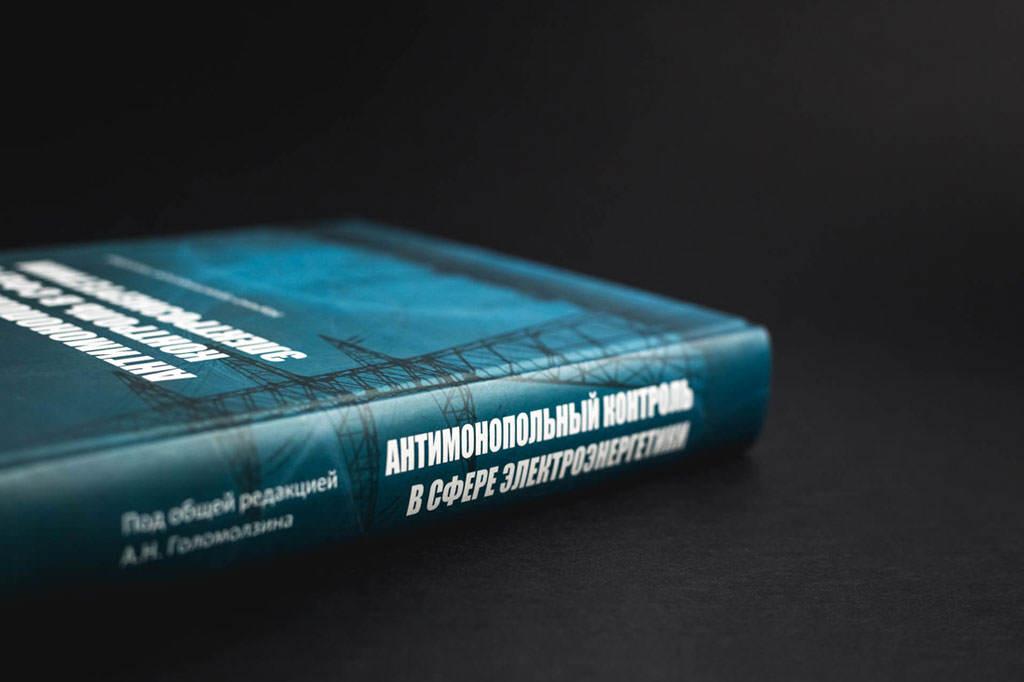 Книга для ФАС Антимонопольный контроль в сфере электроэнергетики