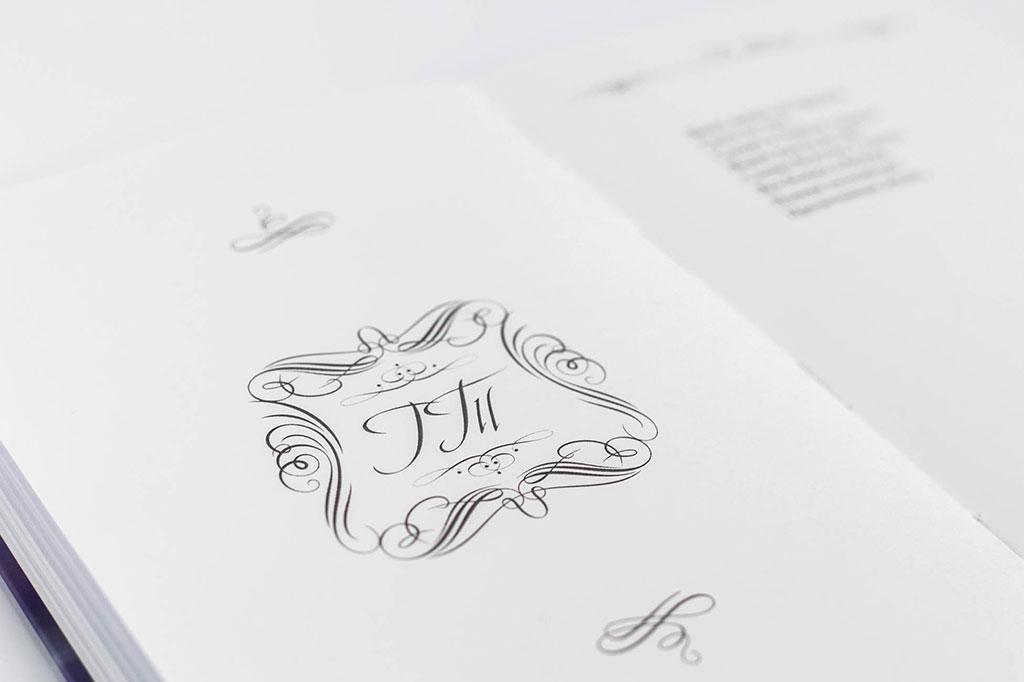 Элементы оформления книги стихов - автор Товстик Г.В