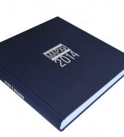 Издание по Гранту Президента РФ годового отчета МАРХИ 2014