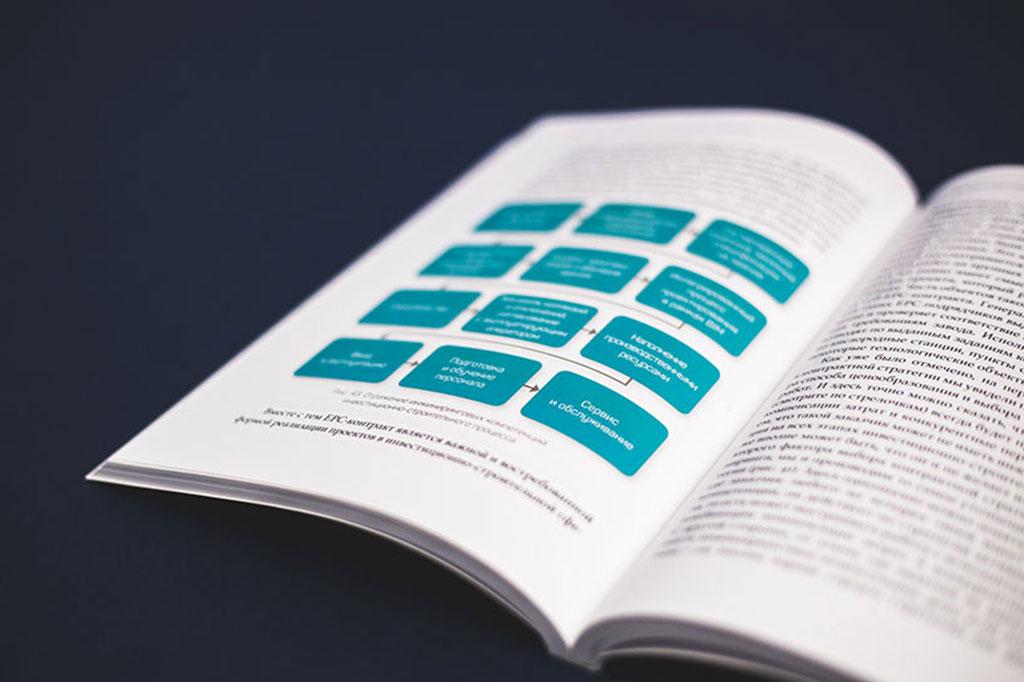 Отриовка схем в векторе книги Контрактные стратегии реализации инвестиционно-строительных проектов. Автор Малахов В.И.