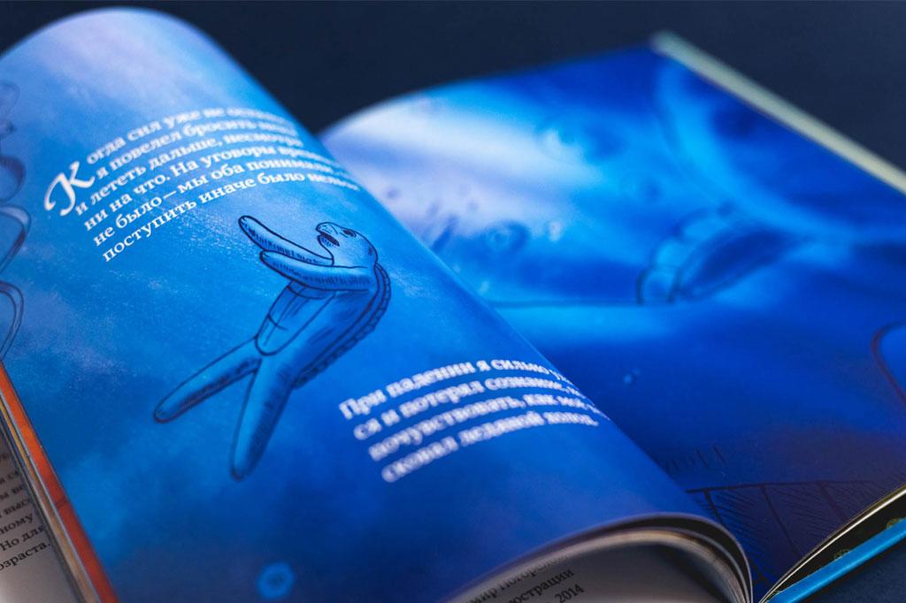 Иллюстрации книги Бесконечное путешествие автора Владимир Погорелов