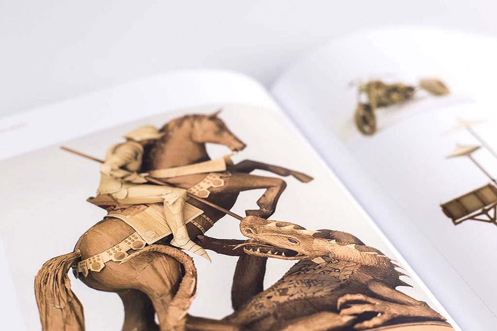 Фрагмент книги для дизайнеров Бумагопластика автор Салтыкова Г.М.