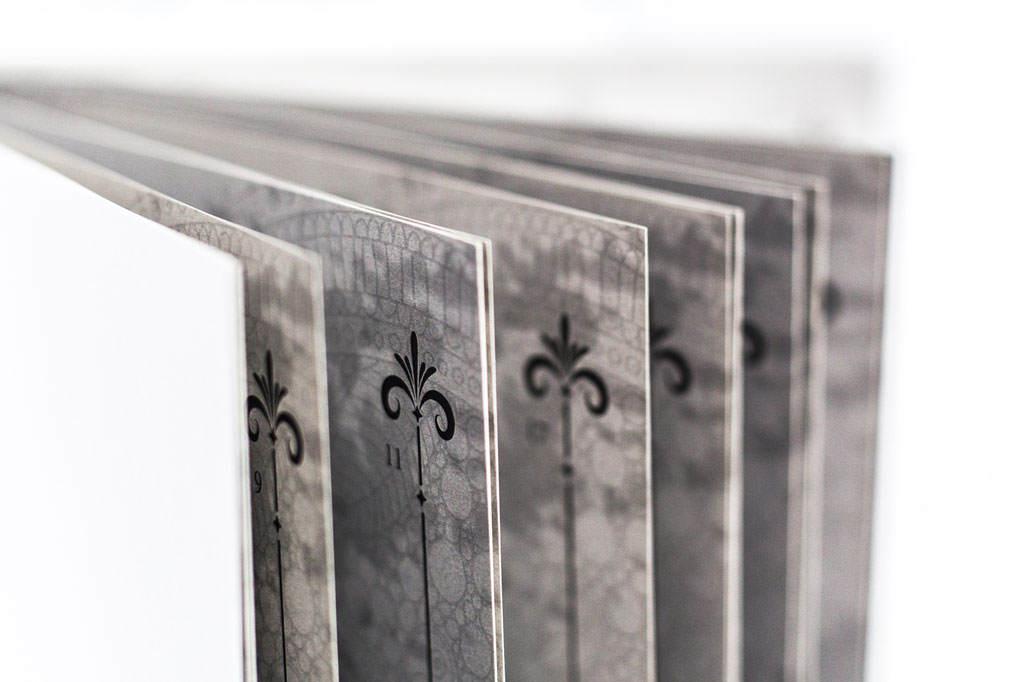 Элементы дизайна блока книги Лабиринты души