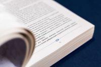 Оформление внутреннего блока подарочной книги Живое море