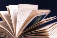 Дизайн внутреннего блока подарочной книги Живое море