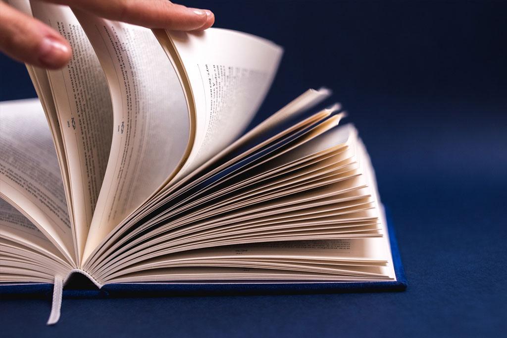 Листаем подарочную книгу Живое море