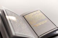 Пример фольгирования блока книги - Карманная книжка