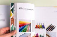 Дизайн блока книги Г.М. Салтыкова - Шрифт - учебное пособие для дизайнеров