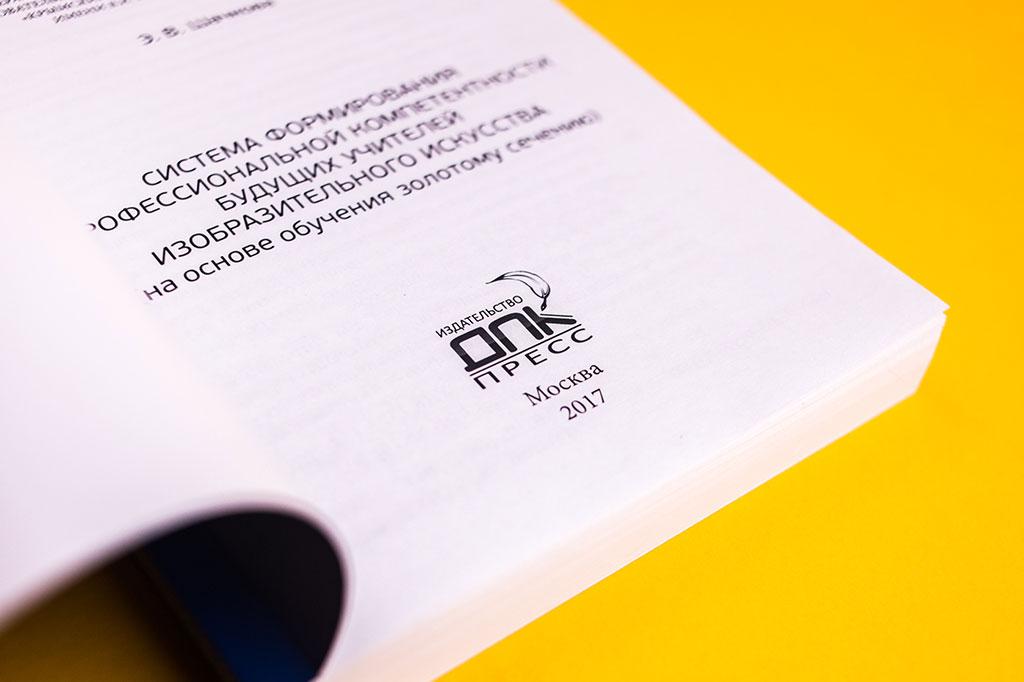 Титульный лист книги автора Шашкова Э.В. - Система формирования профессиональной компетентности будущих учителей изобразительного искусства