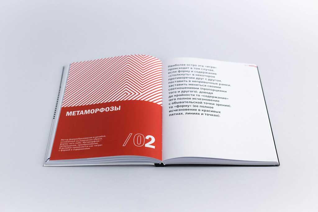 Дизайн шмуцтитула книги Проект Правило Парадокс Салтыкова Г.М.