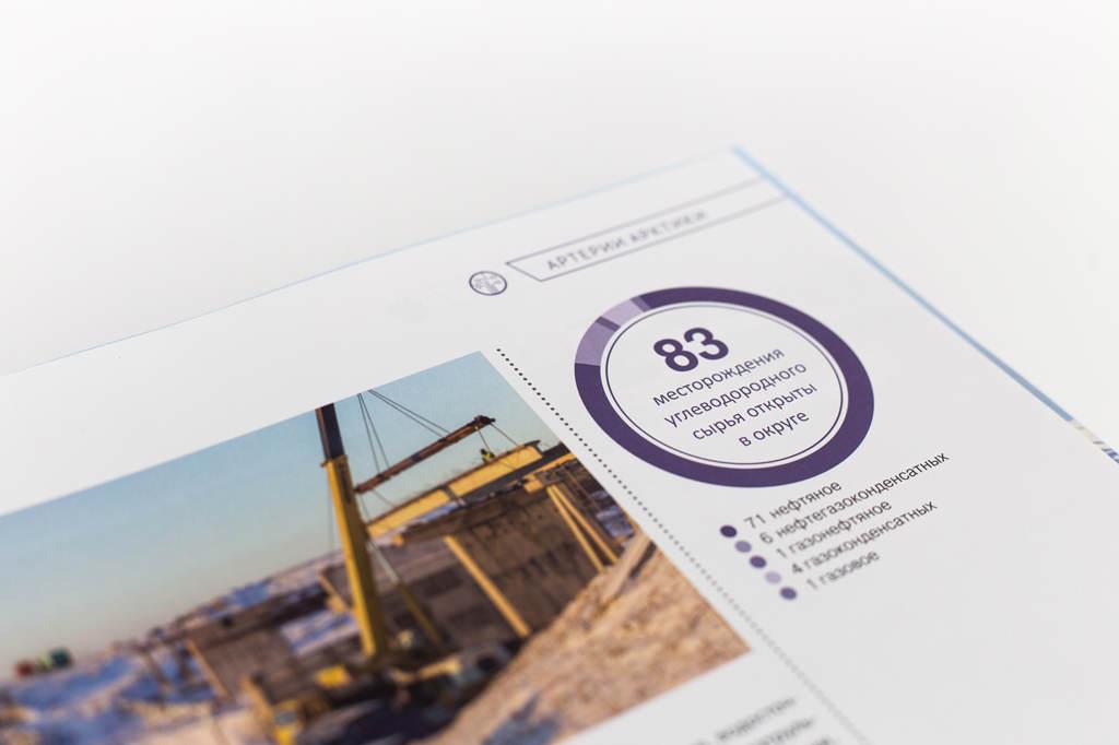Дизайн схем в книге Артерии Арктики: транспорт региона вчера, сегодня, завтра