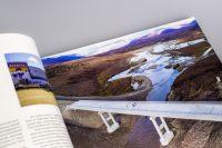 Красочные фотографии в книге Артерии Арктики