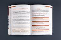 Дизайн разворота книги Огневая подготовка подразделений мобильных действий. Ближний бой