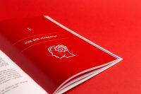 Красный шмуцтитул книги Свой путь: от проблемы к решению