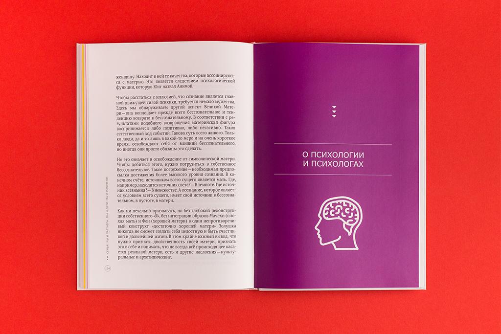 Оформление начала главы книги Свой путь: от проблемы к решению автор Огаркова-Дубинская Ю.Л.