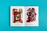 Графические элементы блока Графическая и шрифтов композиция. Творческий экзамен