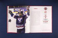 Верстка книги Молодежная хоккейная лига 2009–2019