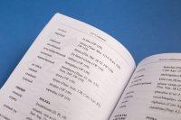 Страницы книги Русско-латинский разговорник автор А.Г. Следников
