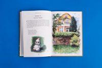 Верстка книги Тайны непроходимого леса