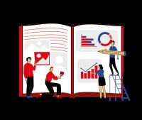 Дизайн Книги для сотрудников