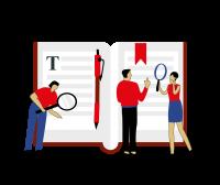 Работа с текстом Книги для сотрудников