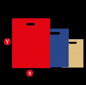 Размеры пакета ПВД