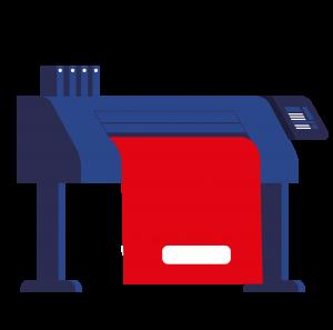 Печать пакета ПВД