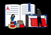 Печать детской книги