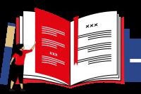 Книга стихов в мягком переплете
