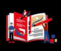 Иллюстрирование книг