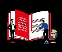 Вычитаем текст учебного издания